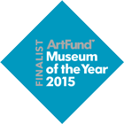 Artfund Museum of the Year 2015 Finalist
