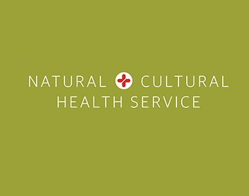 natural cultural health service graphic